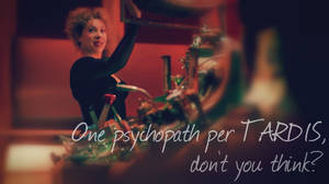 One Psychopath Per TARDIS