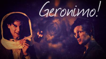 Geronimo! by JNapier99