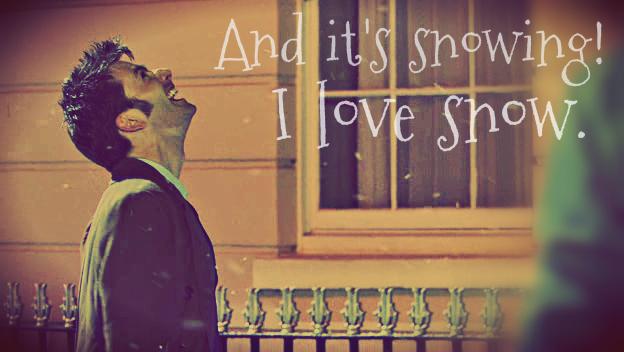 It's Snowing by JNapier99