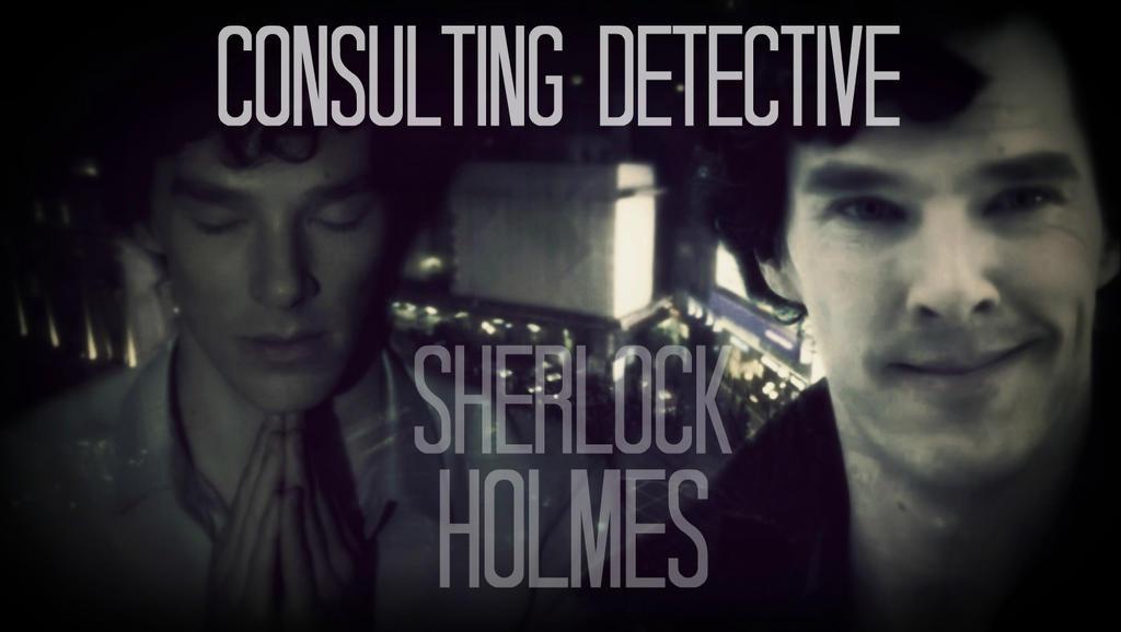 Sherlock Holmes Wallpaper By JNapier99