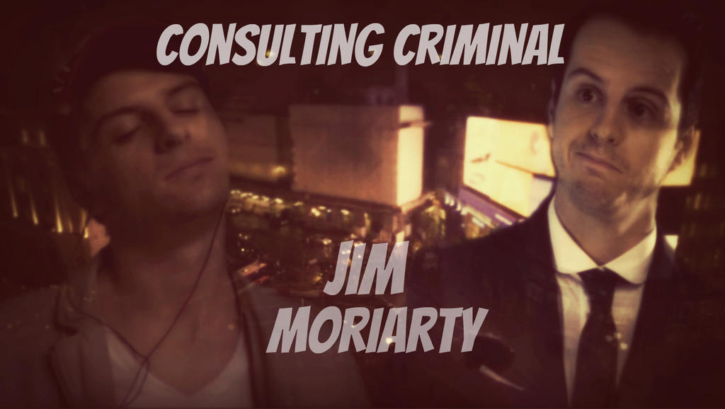 Jim Moriarty Wallpaper By Jnapier99 On Deviantart