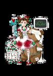 Guro Lolita Teddy Bear Hospital