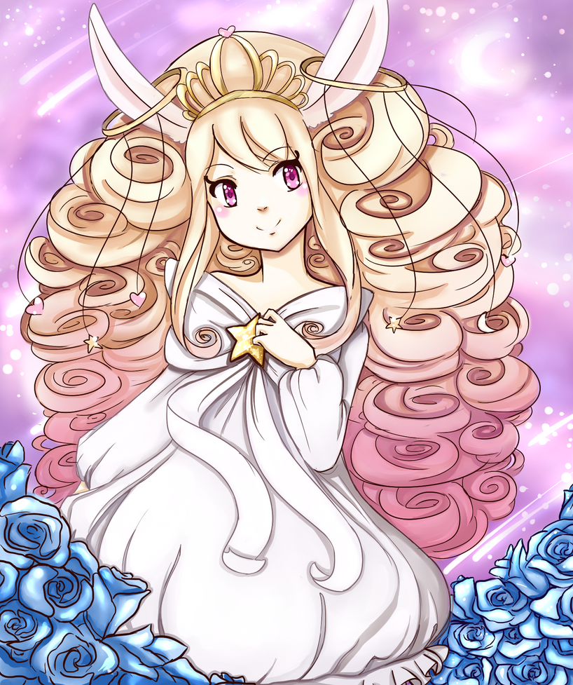 Yume for Milky-Bunni by Frills-Of-Justice