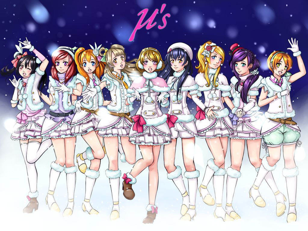 Snow Halation by Frills-Of-Justice