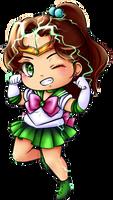 Sailor Jupiter by Frills-Of-Justice