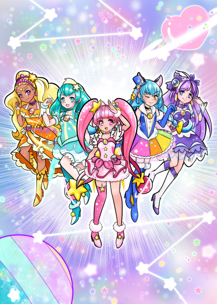 Startwinkle by Frills-Of-Justice