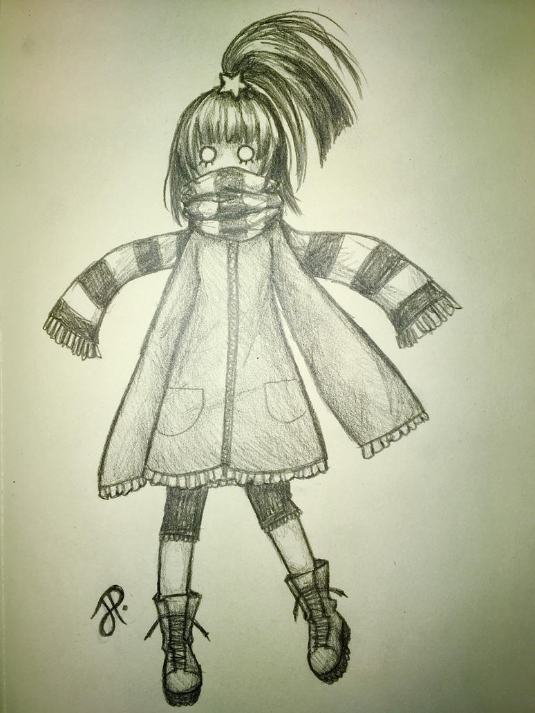 Spooky Girl by Yukihoshi13