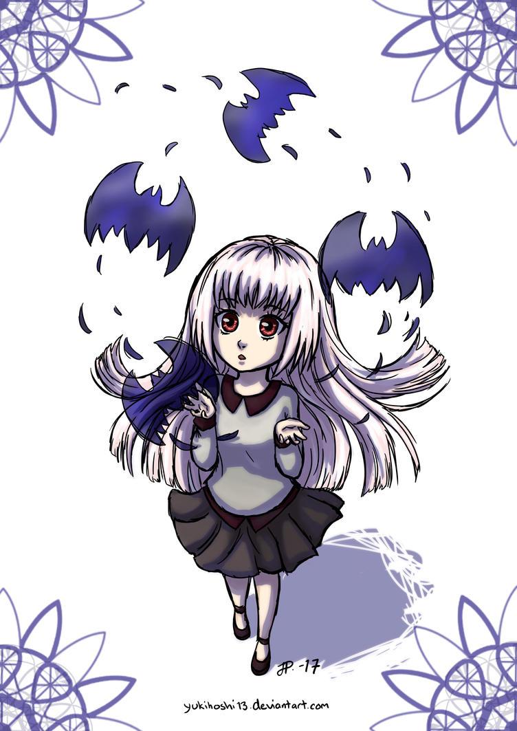 Adalmina and ShadowBats by Yukihoshi13