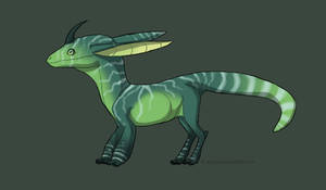 Creature design by Aymea