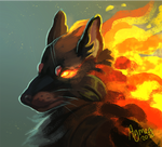 [Art fight] Surtyr by Aymea