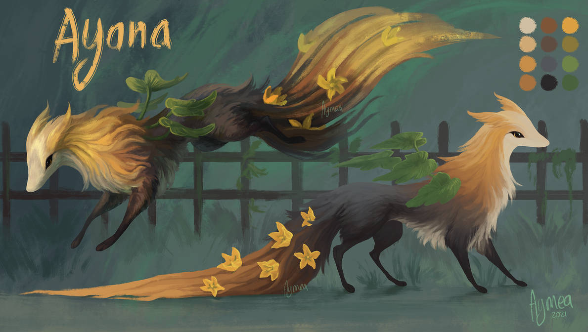 Esk Ayana Redesign With Tufts And Nf Placement