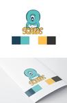Squards logo + TIMELAPSE