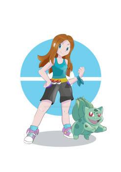 Custom Pokemon Trainer .:Gift:.