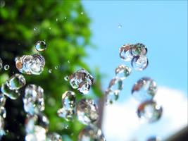 Splash Water. by emethXmeth
