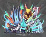 [Commission] Pokemon Master