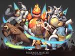 [Commission] The Pokemon Master