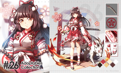 [CLOSED] Adoptable #26 [AUCTION]