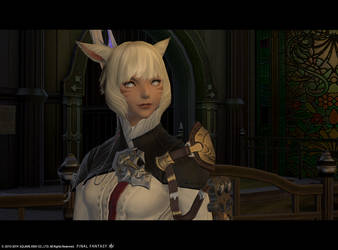 Y'shtola's new clothes