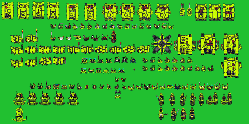 Warhammer 40K: Imperial Fists by JTPeter on DeviantArt