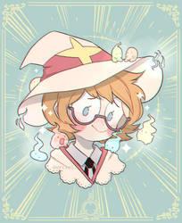 Little Witch Academia: Lotte Yanson!