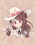 Little Witch Academia: Akko Kagari!