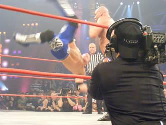 AJ: Pele on Angle by KnightNephrite