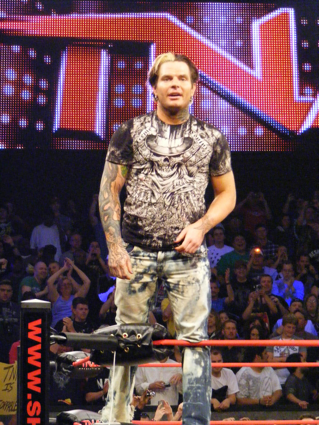 7 Things You Should Do In Jeff Hardy Hairstyle Jeff Hardy