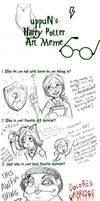 uppuN's HP Art meme
