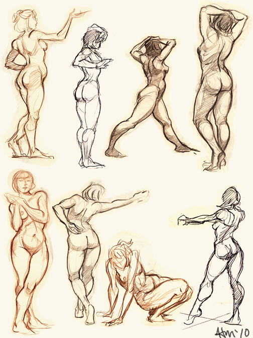 figures 8 by Luthie13