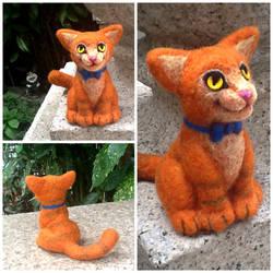 Dapper Mr. Kitty by Luthie13
