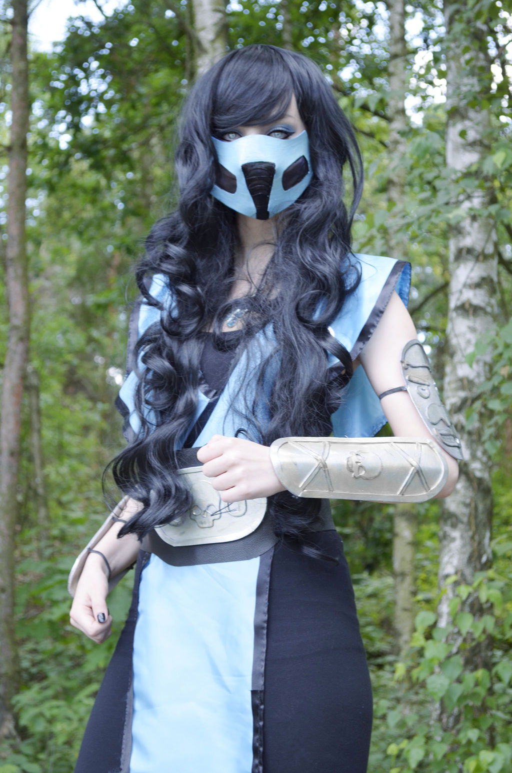 Mortal Kombat X Female Sub Zero Cosplay 05 By Sugarscarlettcosplay On Deviantart