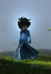 Ghost boy by veprikov