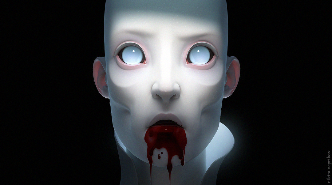 Blood taste by veprikov