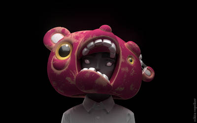 It's not me, it's just a mascot head by veprikov