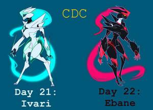 CDCJan2929: Day 21/22