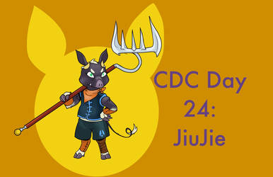 CDCJan2020: Day 24