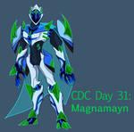 CDCJan2020: Day 31 by Silverladon