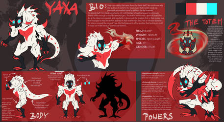 Yaxa Reference