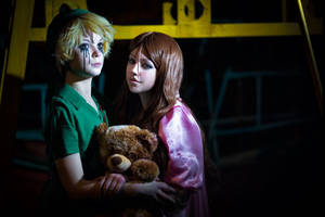 Sally and Ben Drowened by VultureImagination