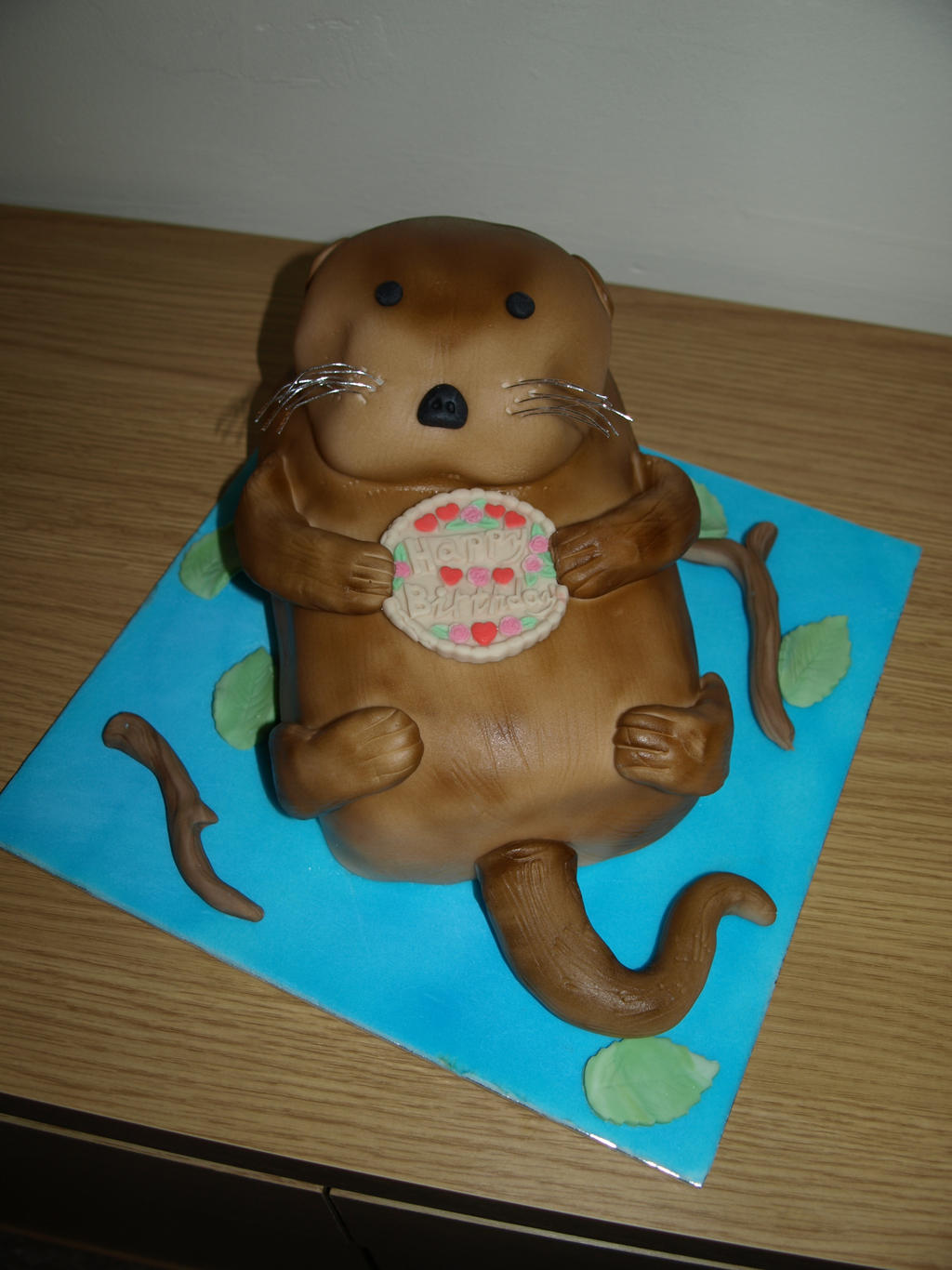 Otter Cake Cake Ideas And Designs