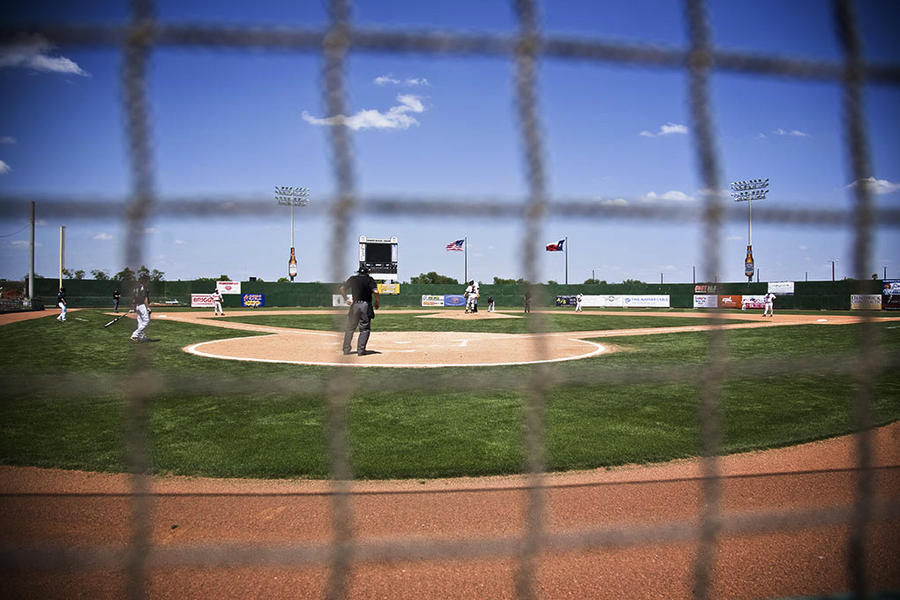 Ballpark by datura09
