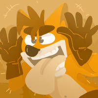 Huevember Day 6: Crash Bandicoot by hoorks