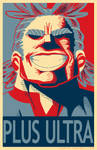 All Might Motivational