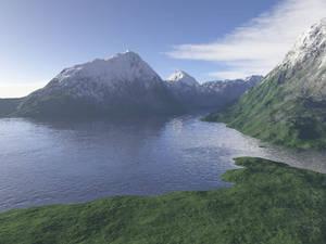 Lago Interior