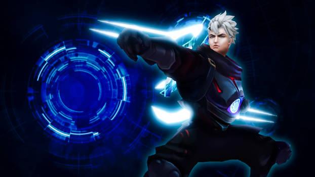 Pulsefire Zed [League of Legends Custom Skin]