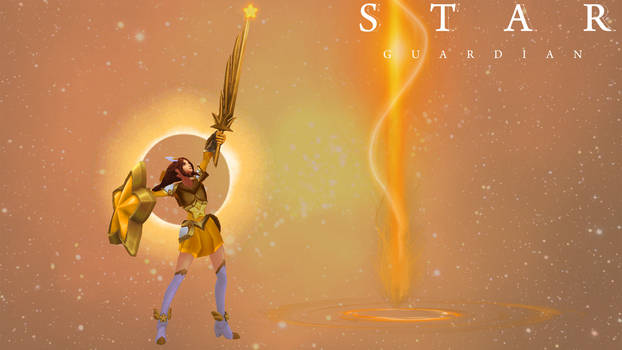 Star Guardian Leona [League of Legends Customskin]