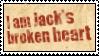 Jack's Broken Heart by obsidianstamps