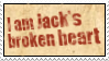Jack's Broken Heart by obsidianstamps