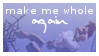 make me whole again by obsidianstamps