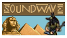 Soundwave Stamp by obsidianstamps